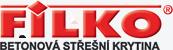 FILKO – betonová střešní krytina, střechy na klíč Logo